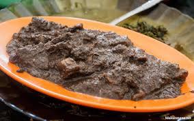 Non halal babi panggang karo (BPK) Sembiring.
