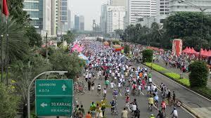 Tempat - Tempat Jogging Paling Bagus Di Jakarta