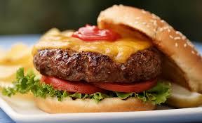 Regular burger