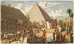 Piramida Dibuat Oleh Budak
