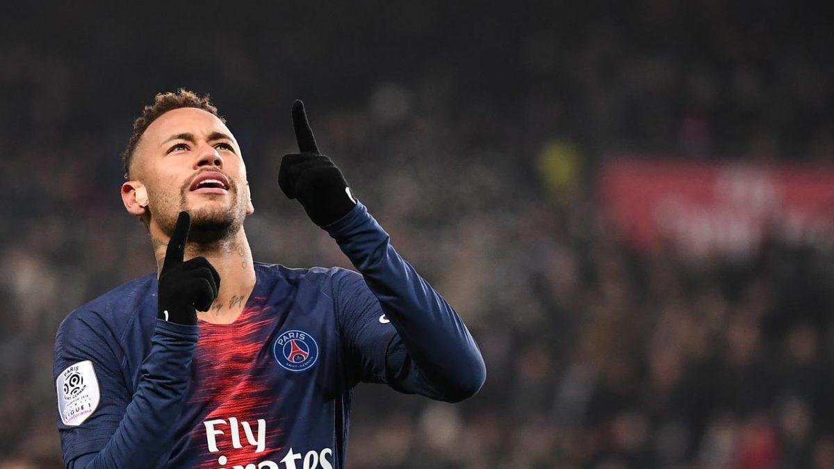 Neymar ke Real Madrid