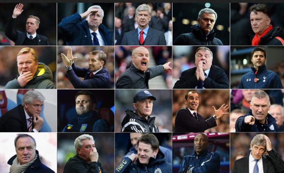 5 Pelatih Premier League Yang Bergaji Tinggi.