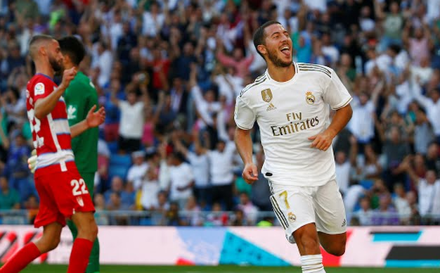 Real Madrid Berhasil Pecundangi Granada 4-2