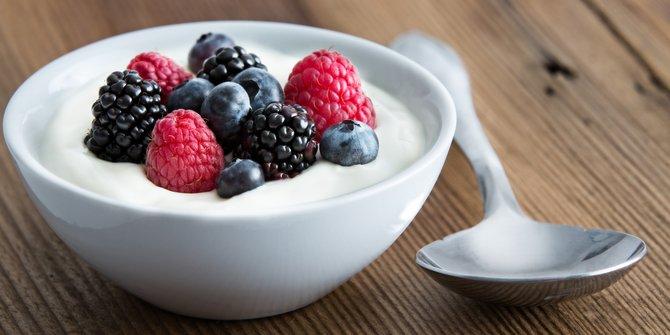 Sarapan dengan yogurt bisa Bantu Menyehatkan Pencernaan serta dapat Kendalikan