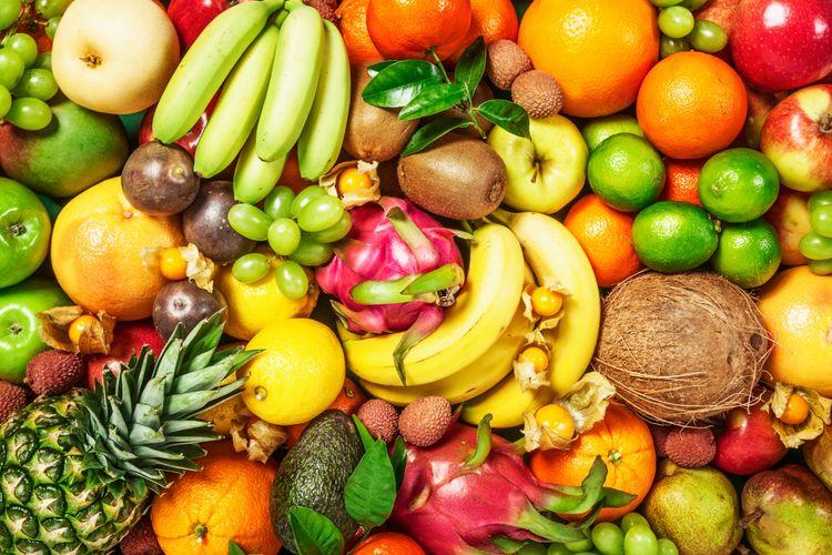 Manfaat Falvonoid Yang Ada Dalam Buah Dan Sayur Untuk Kesehatan Dan kecantikan